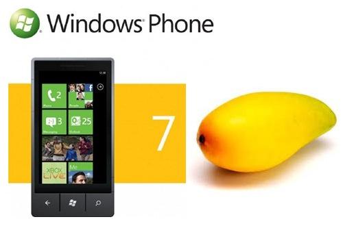 Windows Phone7 망고